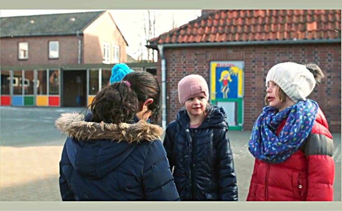 Grundschule Bad Oeynhausen dreht Film über Heimat