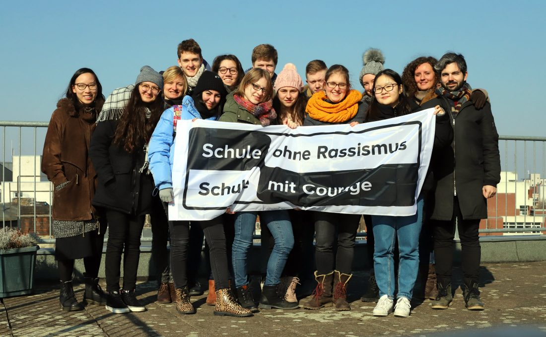 Schüler*innen machen bundesweite Schülerzeitung