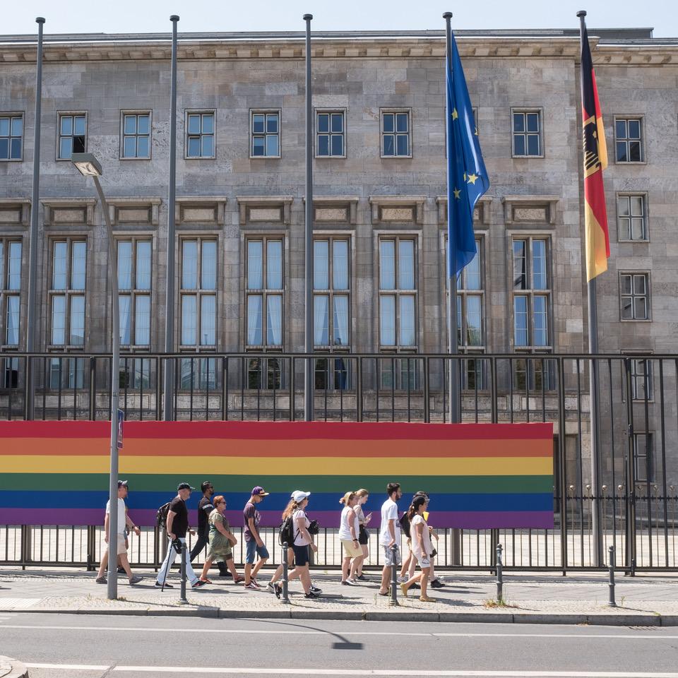 Foto queer durch Berlin