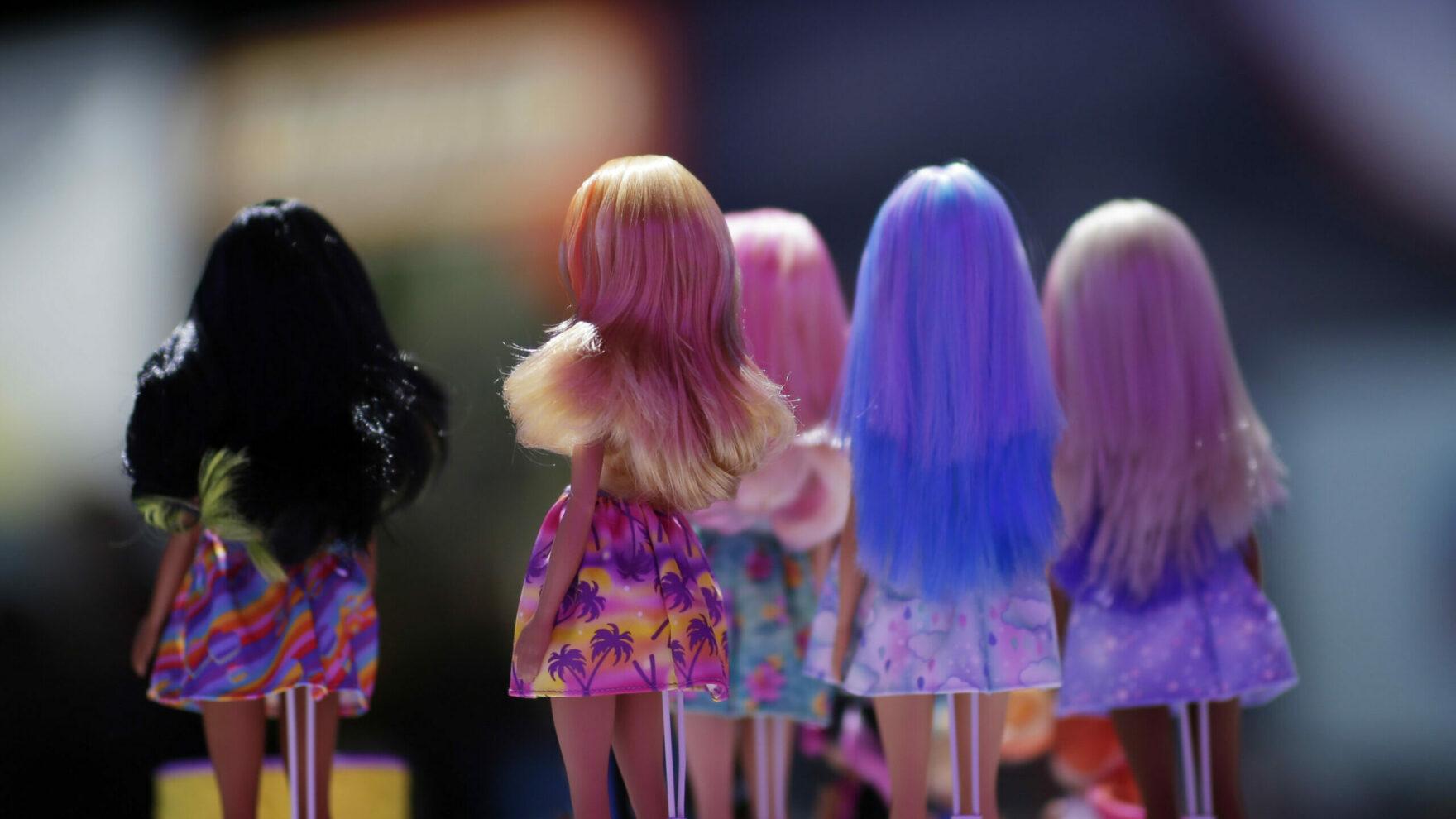 Schön wie Barbie